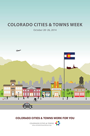CO Cities and Towns Week 2014